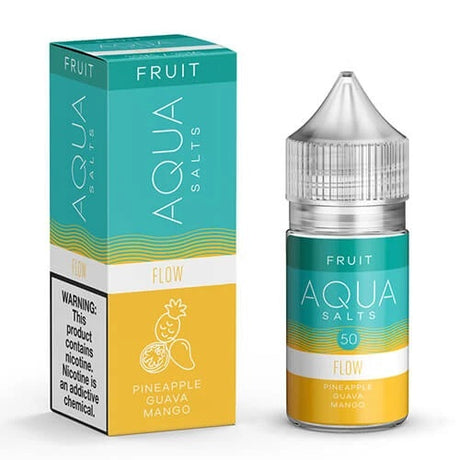 Aqua eJuice - Flow - Nicotine Salt - 30ml - Vapourium, Buy Vape NZ, Ecig, Vape Pens, Ejuice/Eliquid, Christchurch, Dunedin