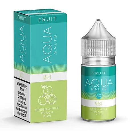 Aqua eJuice - Mist - Nicotine Salt - 30ml