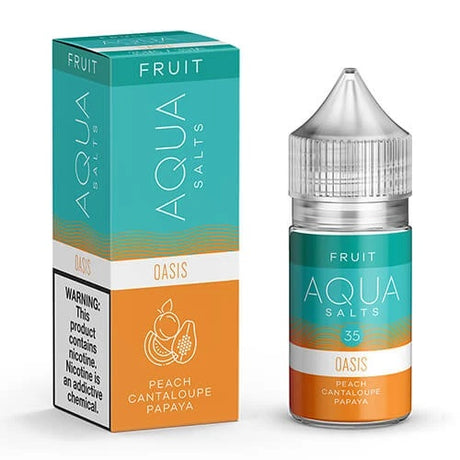 Aqua eJuice - Oasis - Nicotine Salt - 30ml - Vapourium, Buy Vape NZ, Ecig, Vape Pens, Ejuice/Eliquid, Christchurch, Dunedin