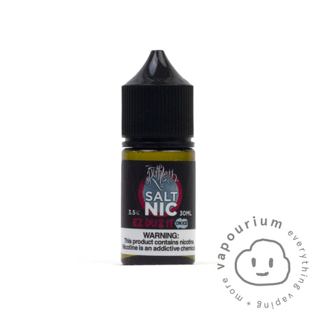 Ruthless - EZ Duz It, On Ice - Nicotine Salt - 30ml - Vapourium, Buy Vape NZ, Ecig, Vape Pens, Ejuice/Eliquid, Christchurch, Dunedin