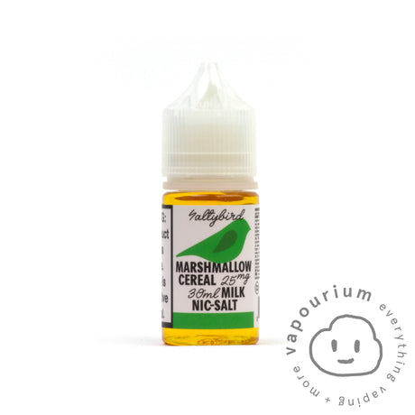 Bluebird Eliquid - Saltybird - Nicotine Salt - 30ml