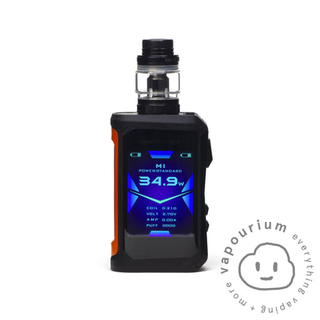 Geekvape Aegis X with Cerberus Tank Kit - Vapourium, Buy Vape NZ, Ecig, Vape Pens, Ejuice/Eliquid, Christchurch, Dunedin
