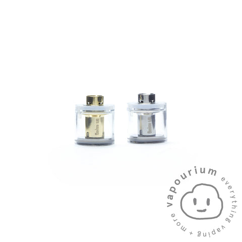 Pavinno Puro Replacement Tanks - 2 Pack  - Vapourium, Buy Vape NZ, Ecig, Vape Pens, Ejuice/Eliquid, Christchurch, Dunedin, Timaru