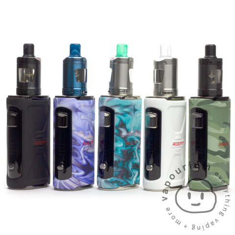 Innokin Adept Kit - Vapourium, Buy Vape NZ, Ecig, Vape Pens, Ejuice/Eliquid, Christchurch, Dunedin