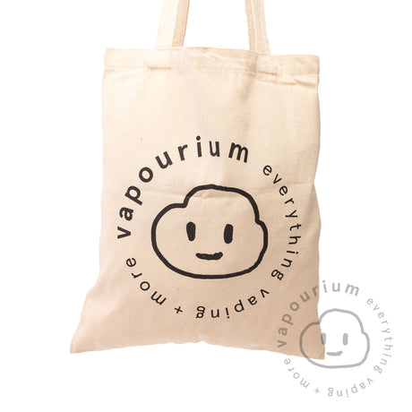 Vapourium Tote Bag - Vapourium, Buy Vape NZ, Ecig, Vape Pens, Ejuice/Eliquid, Christchurch, Dunedin