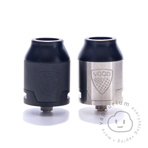VGOD Elite RDA - Vapourium, Buy Vape NZ, Ecig, Vape Pens, Ejuice/Eliquid, Christchurch, Dunedin