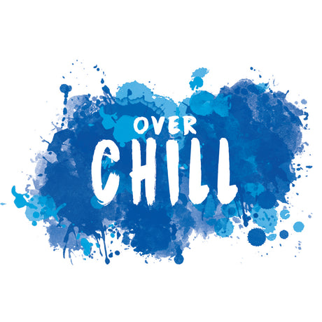 Over Chill - 60ml - Eliquids NZ - New Zealand's Vape, Ecig & Eliquid Store