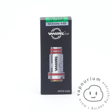 Uwell Whirl Replacement Coils- 4 Pack - Vapourium, Buy Vape NZ, Ecig, Vape Pens, Ejuice/Eliquid, Christchurch, Dunedin