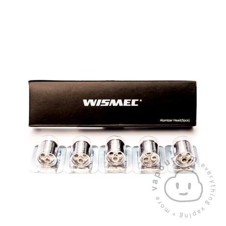 Wismec WM Gnome Coils Vapourium NZ - New Zealand's Vape, Ecig & Eliquid Store 24a London St Dunedin 039748136