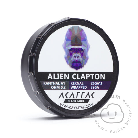 AKATTAK Premade Coils - Black Label - Vapourium, Buy Vape NZ, Ecig, Vape Pens, Ejuice/Eliquid, Christchurch, Dunedin