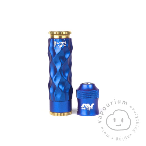 Blem Lyfe Gyre Dimple And Modfather Cap - Indigo - Vapourium, Buy Vape NZ, Ecig, Vape Pens, Ejuice/Eliquid, Christchurch, Dunedin
