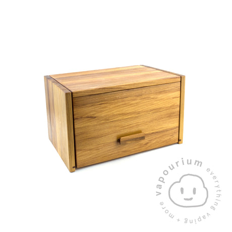 Handmade Recycled Timber Vape Box - Medium Size - Vapourium, Buy Vape NZ, Ecig, Vape Pens, Ejuice/Eliquid, Christchurch, Dunedin