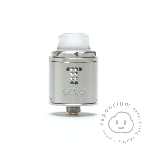 Digiflavour Drop Solo RDA - Vapourium, Buy Vape NZ, Ecig, Vape Pens, Ejuice/Eliquid, Christchurch, Dunedin