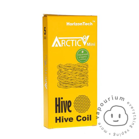 Arctic V8 and V8 Mini Coils - Vapourium, Buy Vape NZ, Ecig, Vape Pens, Ejuice/Eliquid, Christchurch, Dunedin