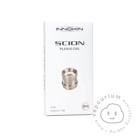 Innokin Scion/Scion II Tank Replacement Coils - 3 Pack - Vapourium, Buy Vape NZ, Ecig, Vape Pens, Ejuice/Eliquid, Christchurch, Dunedin