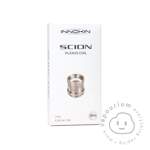 Innokin Scion/Scion II/Plex Tank Replacement Coils - 3 Pack - Vapourium, Buy Vape NZ, Ecig, Vape Pens, Ejuice/Eliquid, Christchurch, Dunedin