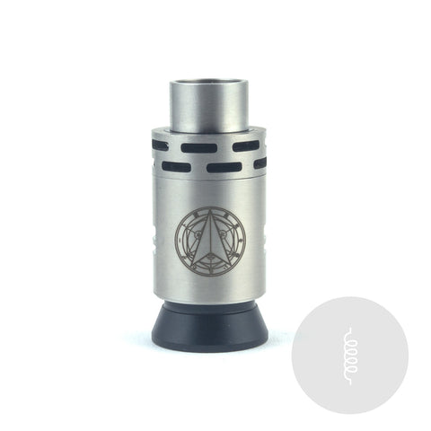 Mason Gemini RDA 24mm - Vapourium, Buy Vape NZ, Ecig, Vape Pens, Ejuice/Eliquid, Christchurch, Dunedin