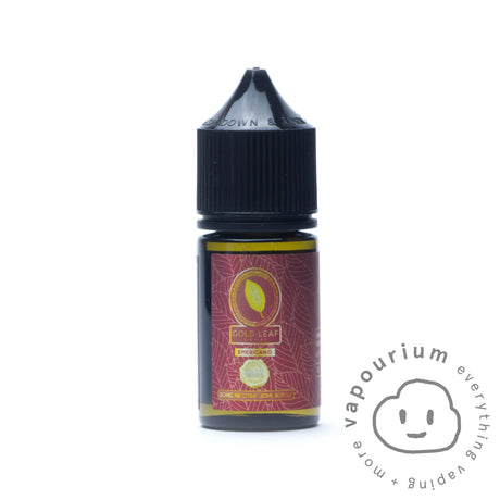 Gold Leaf Eliquids Salts - Emericano Salt - 30ml - Vapourium, Buy Vape NZ, Ecig, Vape Pens, Ejuice/Eliquid, Christchurch, Dunedin