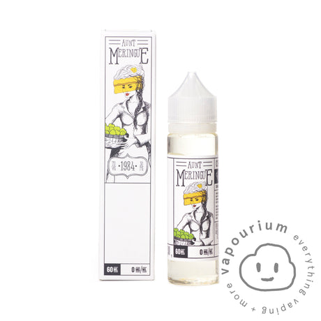 Charlies Chalk Dust - Aunt Meringue 60ml   - Vapourium, Buy Vape NZ, Ecig, Vape Pens, Ejuice/Eliquid, Christchurch, Dunedin, Timaru, Auckland, Nelson