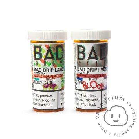 Bad Drip Labs- Ugly Butter - 30ml - Nicotine Salt - Vapourium, Buy Vape NZ, Ecig, Vape Pens, Ejuice/Eliquid, Christchurch, Dunedin