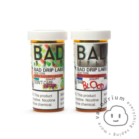 Bad Drip Labs- Bad Blood - 30ml - Nicotine Salt  - Vapourium, Buy Vape NZ, Ecig, Vape Pens, Ejuice/Eliquid, Christchurch, Dunedin, Timaru, Auckland, Nelson