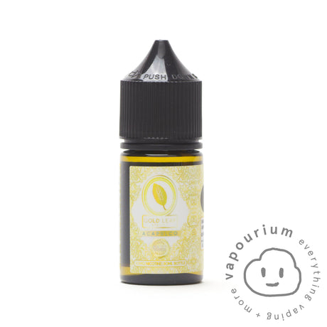 Gold Leaf Eliquids Salts - Acapulco Salt - 30ml  - Vapourium, Buy Vape NZ, Ecig, Vape Pens, Ejuice/Eliquid, Christchurch, Dunedin, Timaru