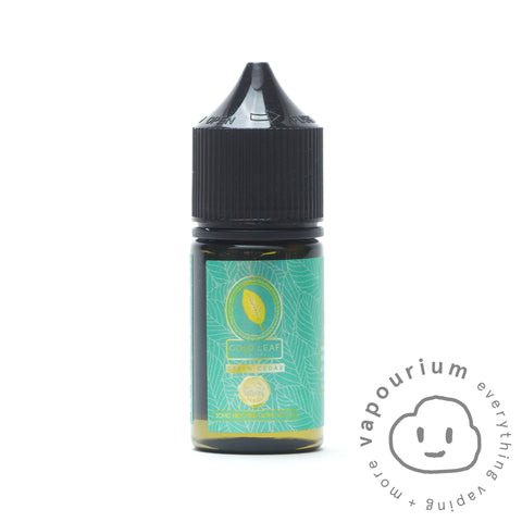 Gold Leaf Eliquids Salts - Green Cedar Salt - 30ml - Vapourium, Buy Vape NZ, Ecig, Vape Pens, Ejuice/Eliquid, Christchurch, Dunedin