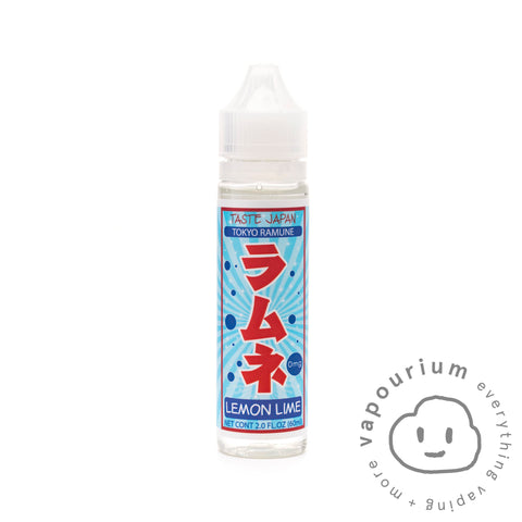 Tokyo Ramune Lemon Lime - 60ml - Vapourium, Buy Vape NZ, Ecig, Vape Pens, Ejuice/Eliquid, Christchurch, Dunedin