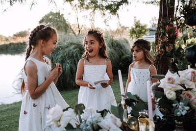 Spotlight on BRIDAL PARTY KIDS