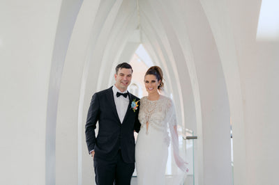 Emilia & Colin's Nedlands Yacht Club Wedding