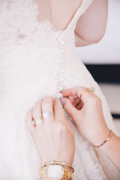 In Love With PERSONAL TOUCHES on your Wedding Day