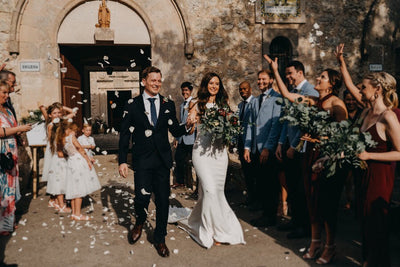 Mistral & Brendon's Mallorca Wedding