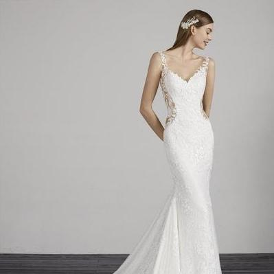 Who, What, Wear, Wedding Dress Trends for 2019