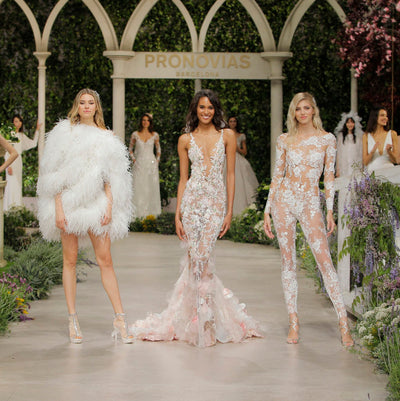 The Magic Behind InBloom and New Collections from Pronovias