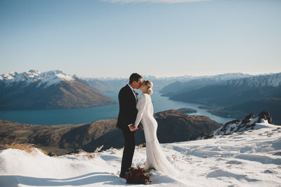Merit & Steve's New Zealand Elopement