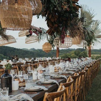 Quick Guide: Boho Weddings