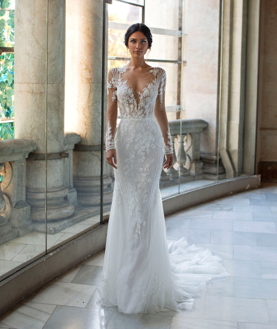 Pronovias Pickford Wedding Dress Samantha Wynne Wedding Blog Perth