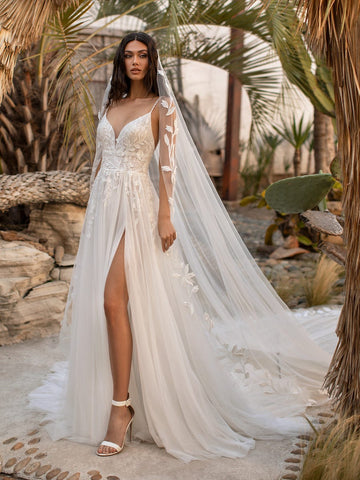 Pronovias Anderson Bohemian Minimalism Wedding Dress Mount Hawthorn Perth Samantha Wynne