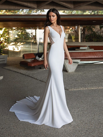 Pronovias Durbin Wedding Dress 2021 Mount Hawthorn Perth Samantha Wynne