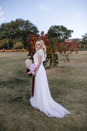 Pronovias Asha Jacket | Lace Jacket Perfect for Your Wedding Day | Samantha Wynne
