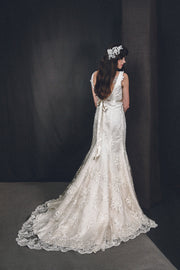 Stellar is Australian made and part of our wedding dresses online collection.