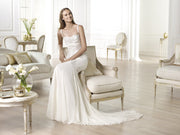 Wedding dresses online with mermaid skirt