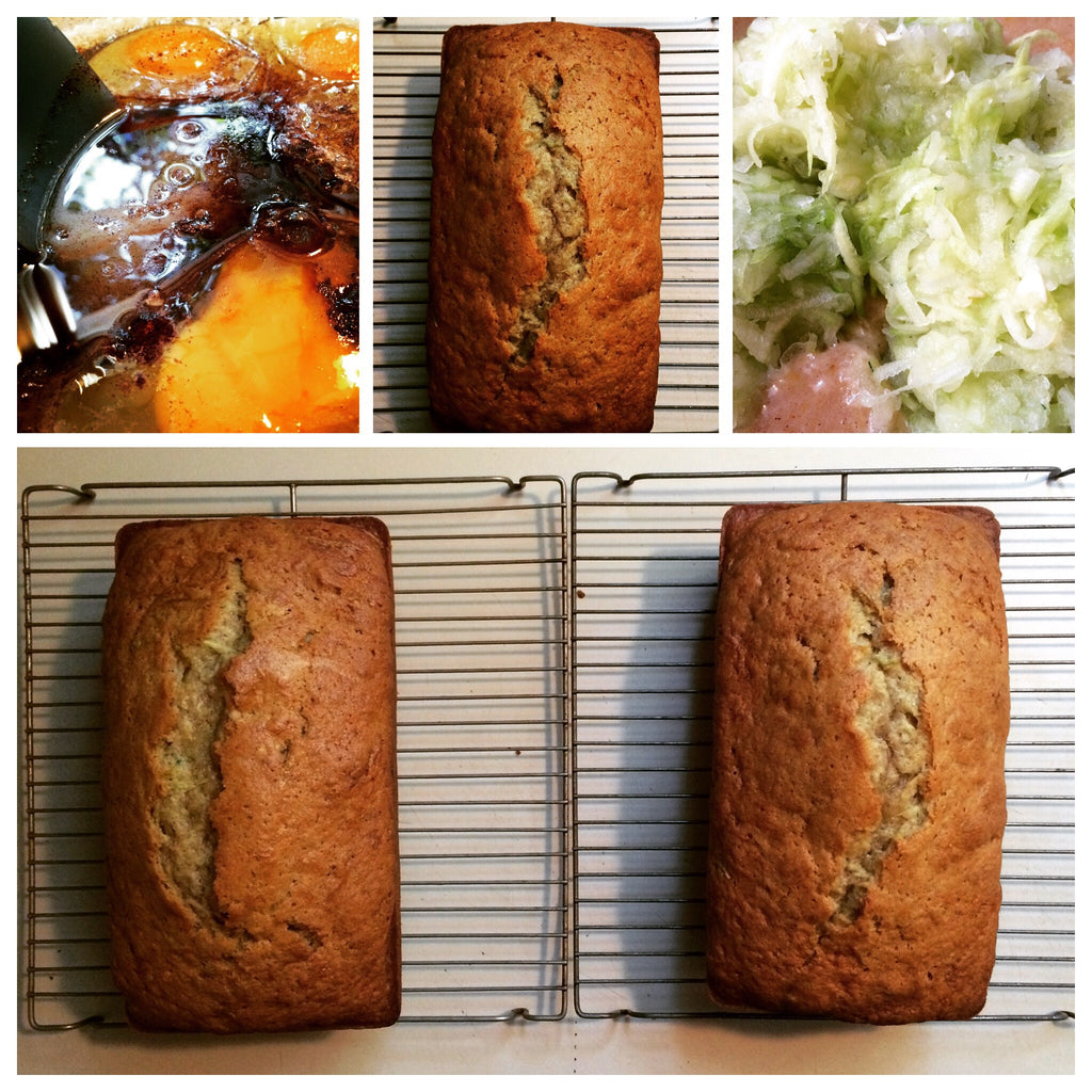 BANANA WALNUT/DATE & NUT/PUMPKIN/ZUCCHINI BREAD