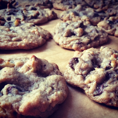 FABIAN'S WORLD FAMOUS CHOCOLATE CHIP COOKIES w/ Walnuts