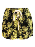Cutie Palm Tree Print Shorts