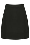 Cutie Box Skirt-Black