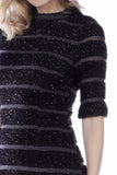 Glitter Jumper Dress