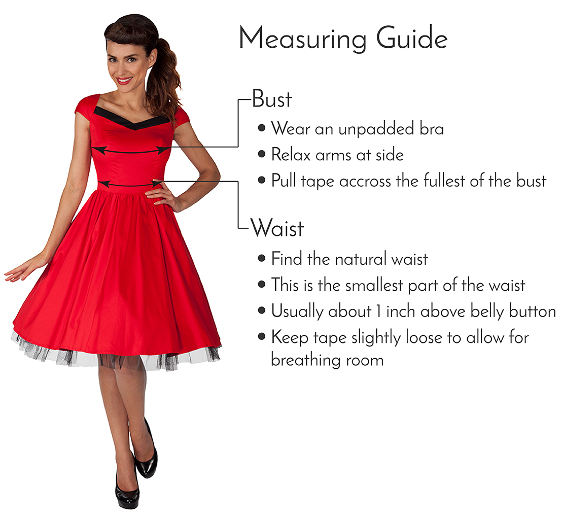 measurements guide