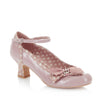 Ruby Shoo Mink Bow Court Shoes - Pretty Kitty Fashion