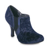 Ruby Shoo Juno Blue Shoe Boot